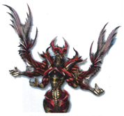 Garnet Bahamut