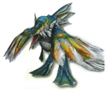 FFXIII2 enemy Apkallu