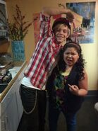 Ross and Raini