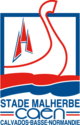 SM Caen logo (1989-2006)