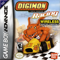 Digimon Racing (NA)