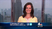 WNBC-TV's News 4 New York At Noon Video Close From Wednesday Afternoon, July 18, 2012