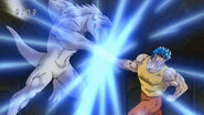Toriko and Nitro kugi punch