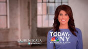 WNBC-TV's News 4 Today In New York's Traffic With Lauren Scala Video ID From June 2012