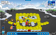 Club penguin spongebob