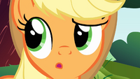 Applejack &#39;I never told you that story&#39; S1E23