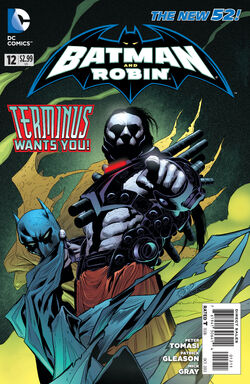 Batman and Robin Vol 2-12 Cover-1