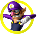 MP10 U Waluigi icon