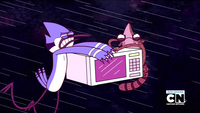 1000px-Mordecai and Rigby on flying microwave