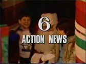 WPVI-TV's Channel 6 Action News Tonight's Weekend Edition Video Close From Late 1981