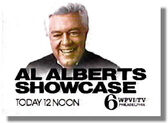 WPVI-TV's Al Alberts' Showcase Video ID From 1990