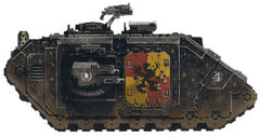 Land Raider Prometheus 'Shield of Mancora'