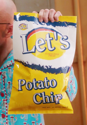 Let's Potato Chips