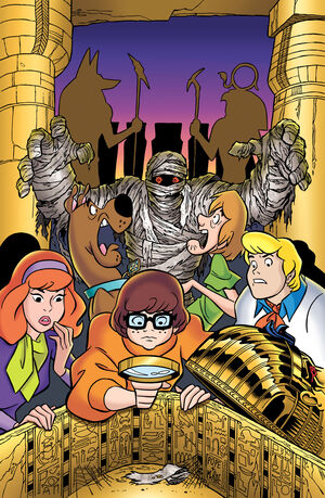 Cover for Scooby-Doo: Where Are You? #24