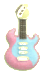 KEY Electric Guitar sprite