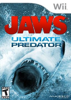 JAWS Ultimate Predator (Wii) (NA)