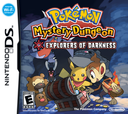 Pokemon Mystery Dungeon Explorers of Darkness (NA)