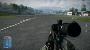 BF3 Saiga Rifle Scope