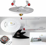 Franklin Mint USS Enterprise TOS