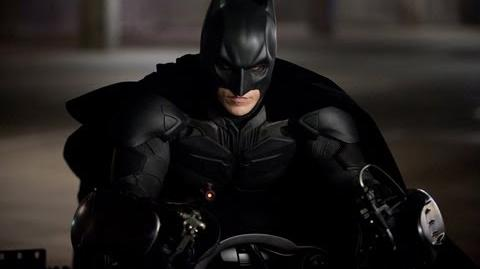 The Dark Knight Rises - In Cinemas Now