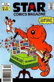 Star comics magazine no 1