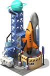 Launch Pad Shuttle L2-SW