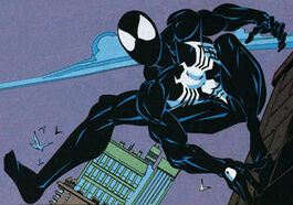 Symbiote Spidey