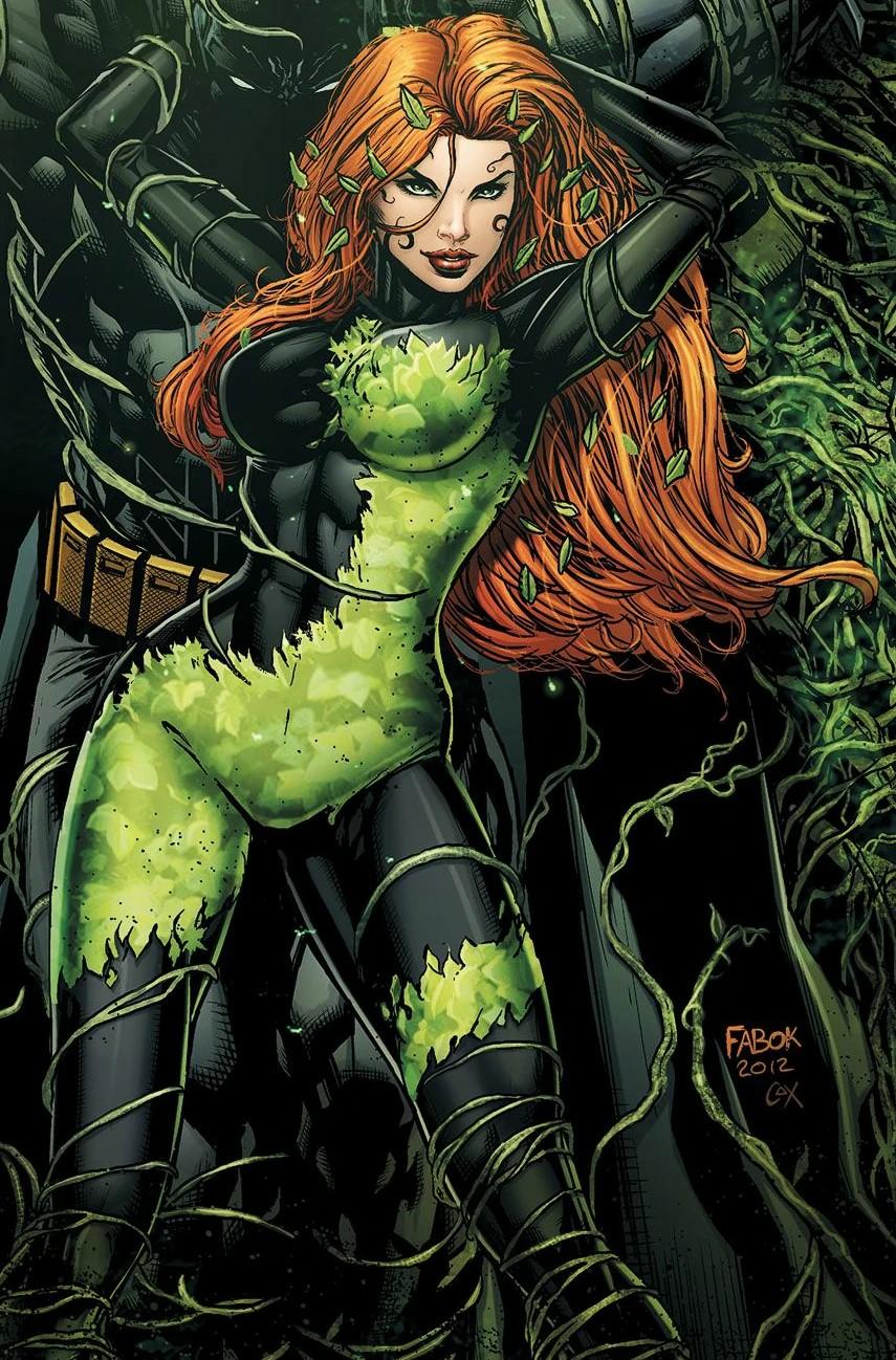 Poison IvyPoison Ivy Batman