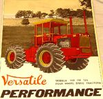 Versatile 145 brochure