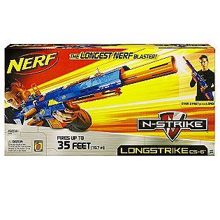 Longstrike Cs 6 Nerf Wiki