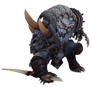 Rengar Render