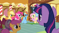 Twilight &#39;I think you helped&#39; S1E23
