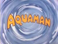 Aquaman title card