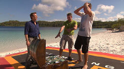 Shane & Andrew wins The Amazing Race Australia 2