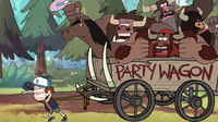 S1e6 party wagon