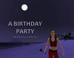 A Birthday Party