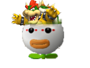 Bowser and Koopa Clow Car