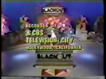 Blackout CBS Television City Logo