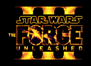 Star Wars The Force Unleashed III Logo