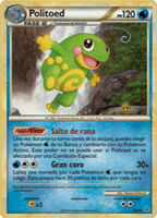 Politoed (Heartgold &amp; Soulsilver TCG, HS Unleashed)