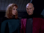 Crusher and Picard imprisoned
