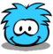 Blue puffle old look