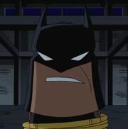 Batman (New Teen Titans Shorts)