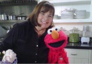 Elmo&amp;InaGarten