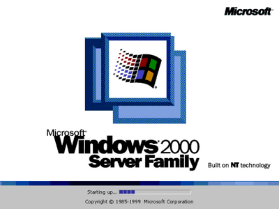 Windows 2000 Server 17.02.2000