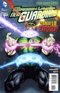 Green Lantern New Guardians Vol 1 12