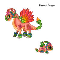 Tropical Dragon.