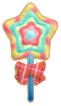 KEY Star Candy sprite