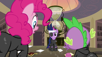 Twilight returning from time travel S02E20