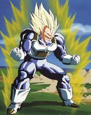 Ascended vegeta